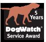 5 Years Service Award